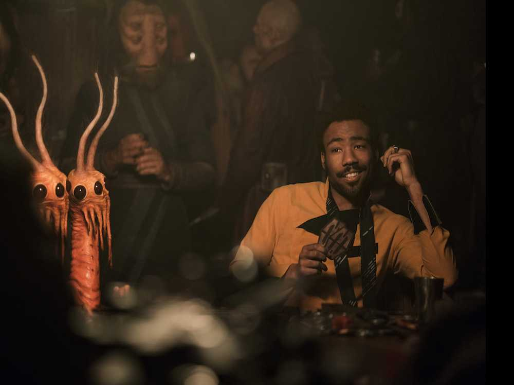 Star Wars Writer Says Donald Glover's Character is Pansexual in 'Solo'