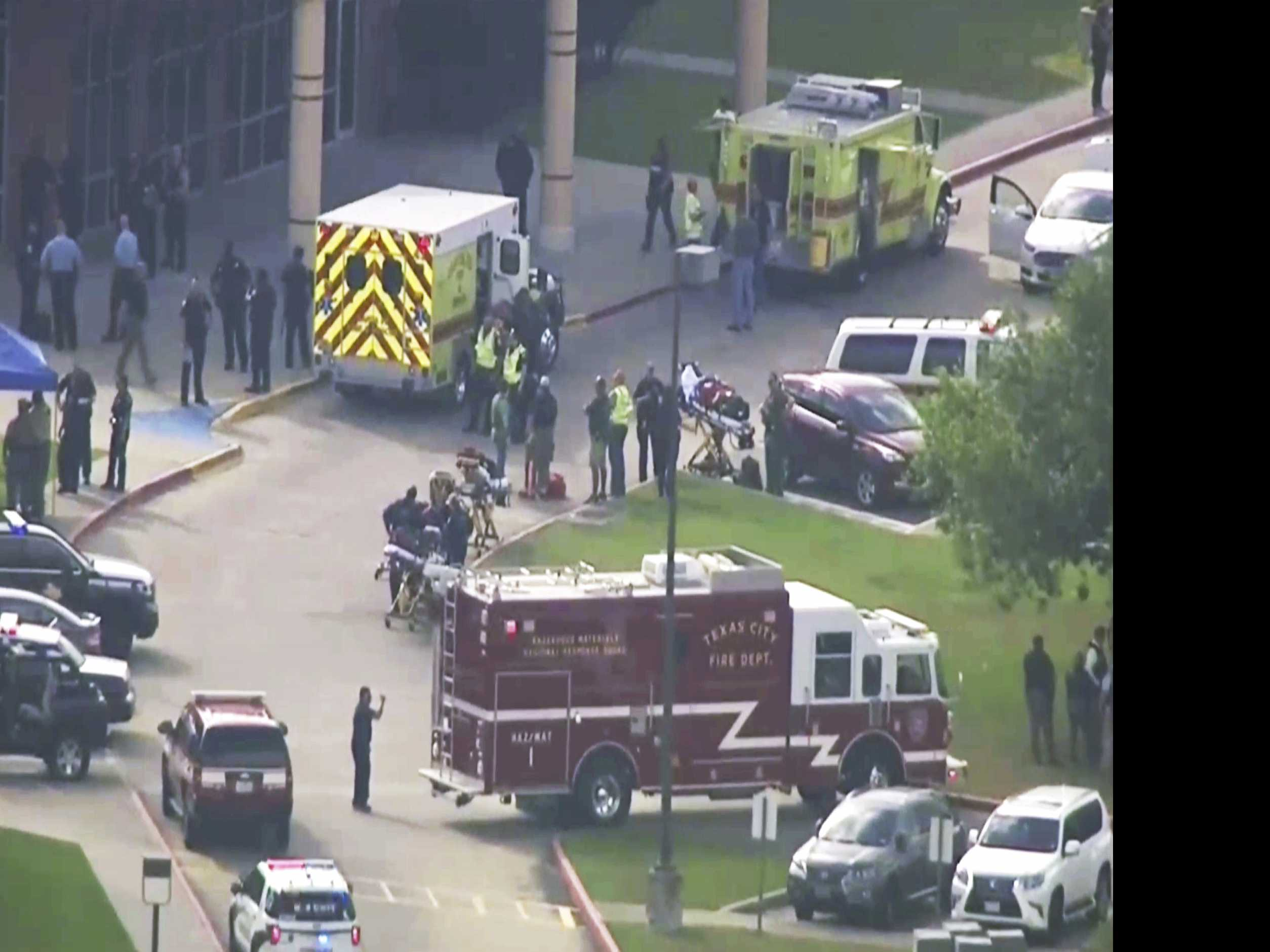Sheriff Says Up to 10 Killed in Texas High School Shooting