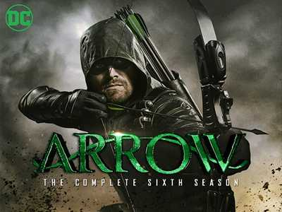 Review :: Arrow - The Complete Sixth Season