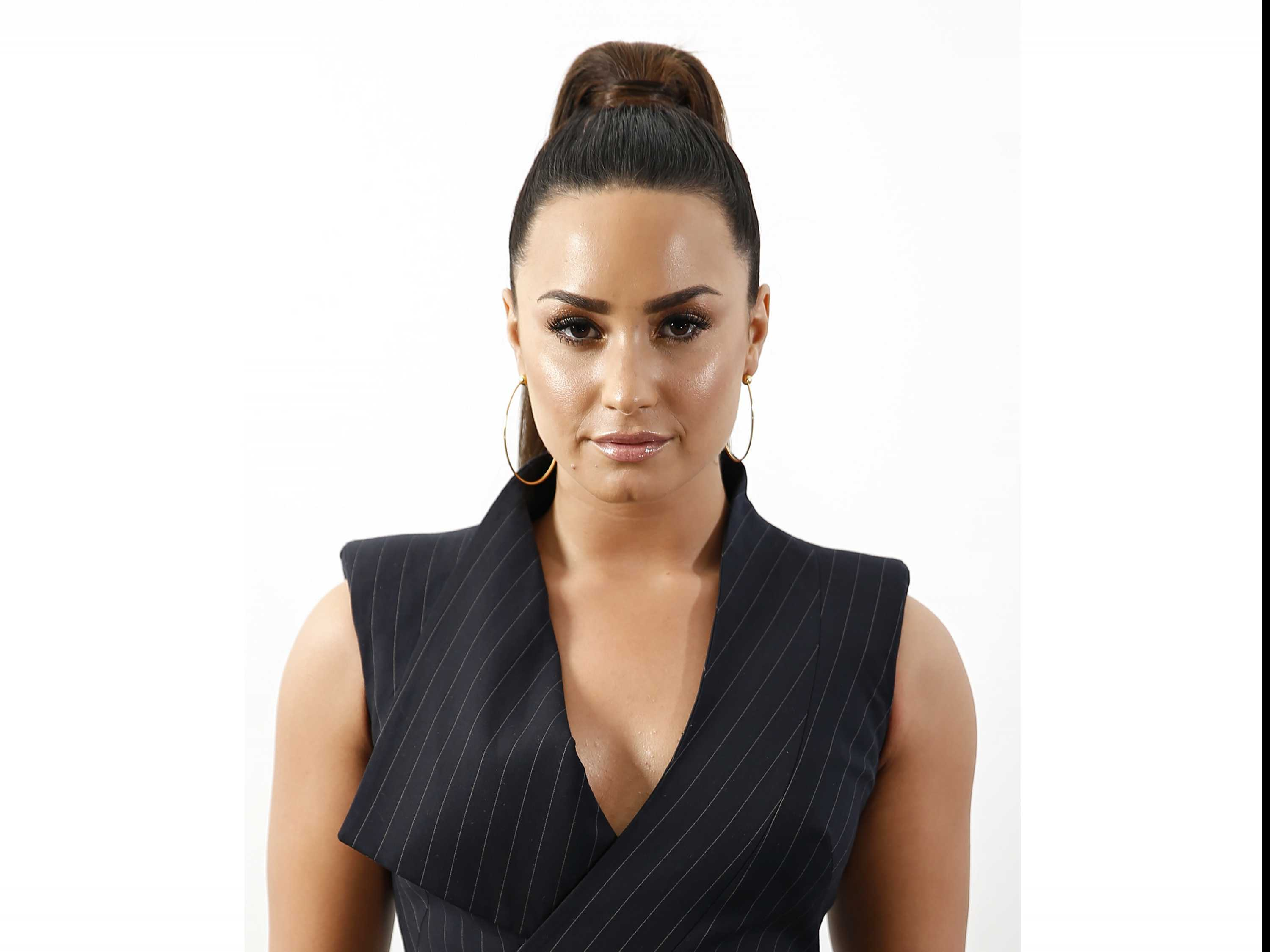 Lovato has Concert Activities for Mental Health Awareness