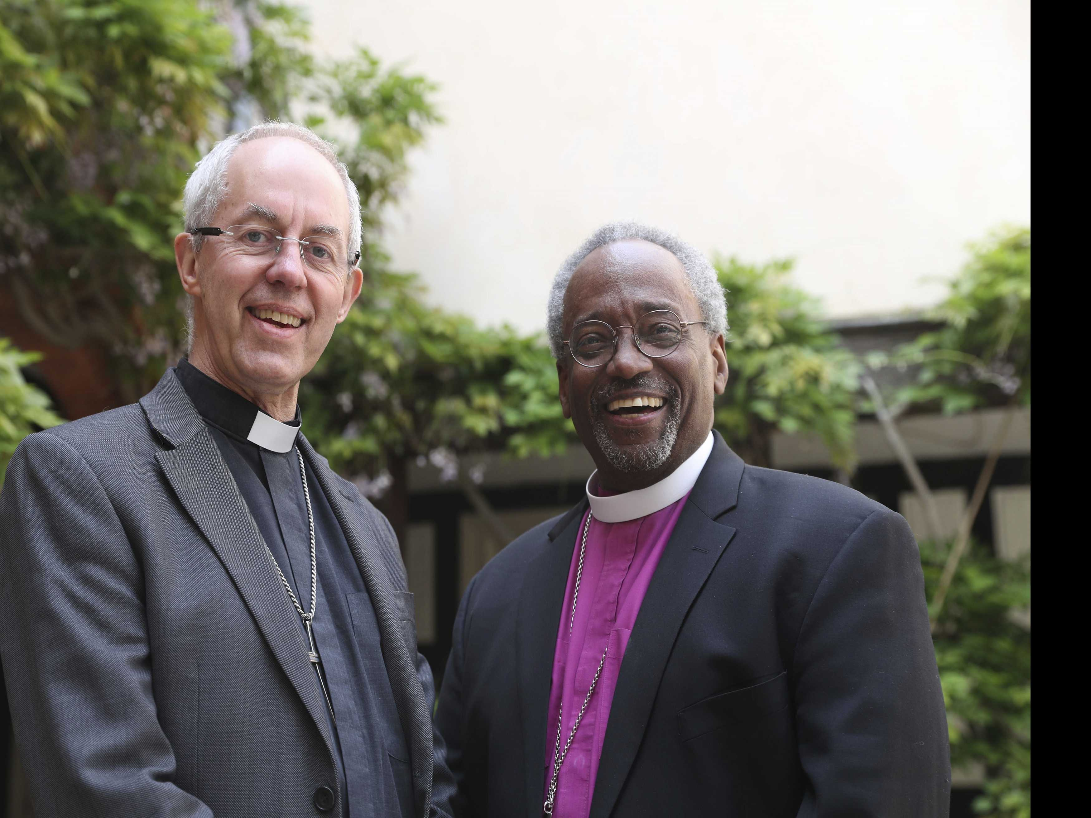 American Bishop Brings Human Rights Focus to Royal Wedding