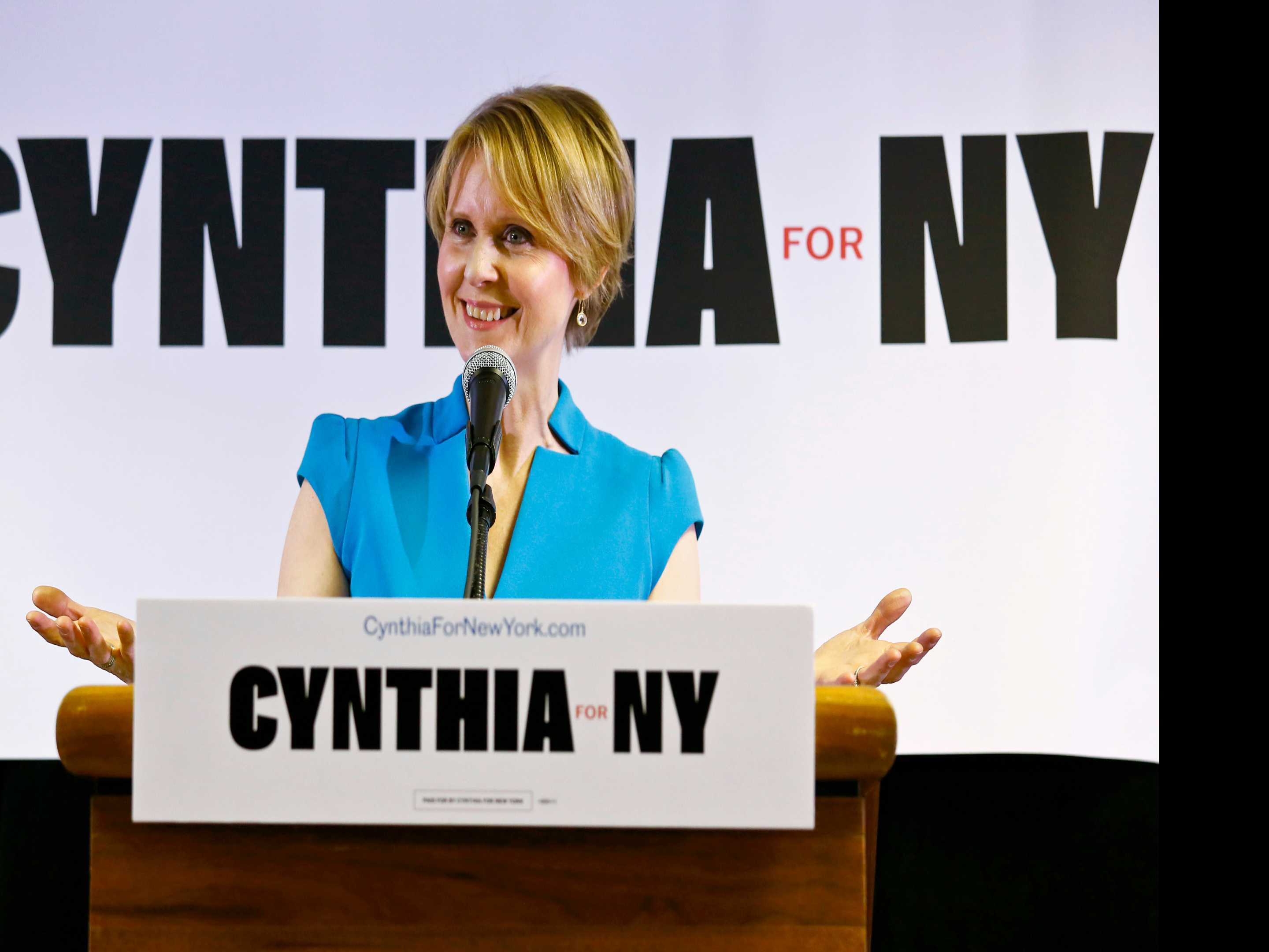 Working Families Party Formally Endorses Cynthia Nixon