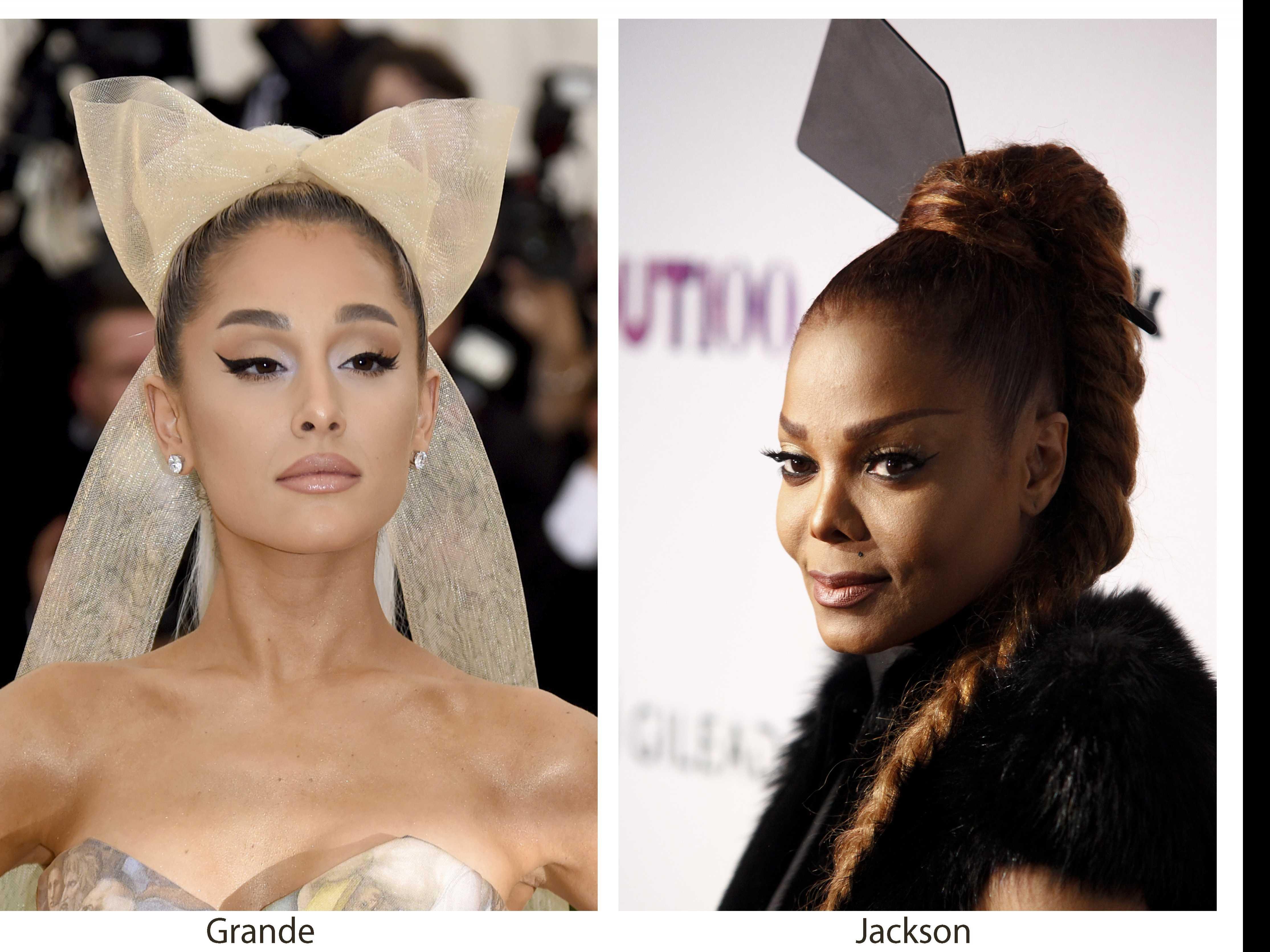 Janet Jackson, Ariana Grande, BTS Set for Billboard Awards