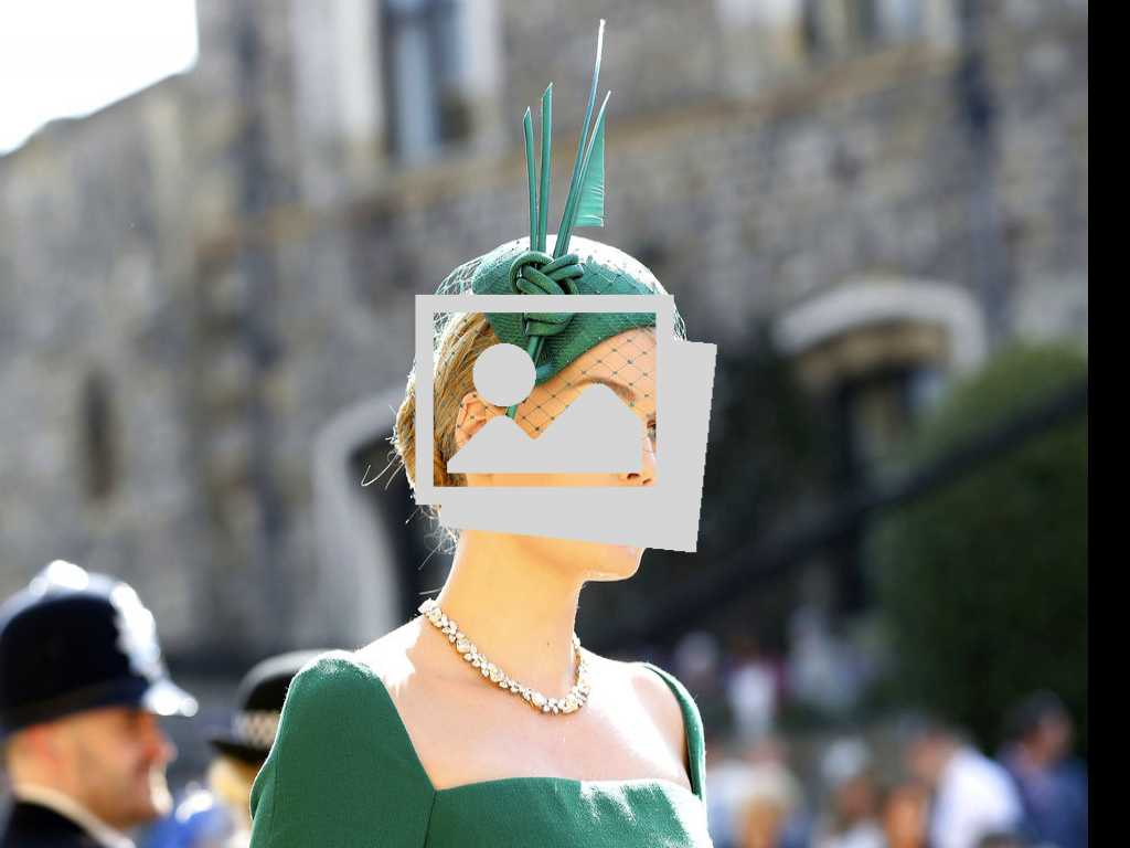 Does Anyone Still Wear a Hat? Yes... at a Royal Wedding