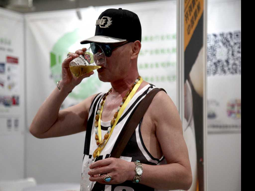 Panda Beer Anyone? Craft Beers Flow in Middle-Class China