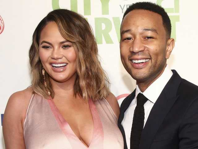 Chrissy Teigen and John Legend Reveal Name of Newborn Son