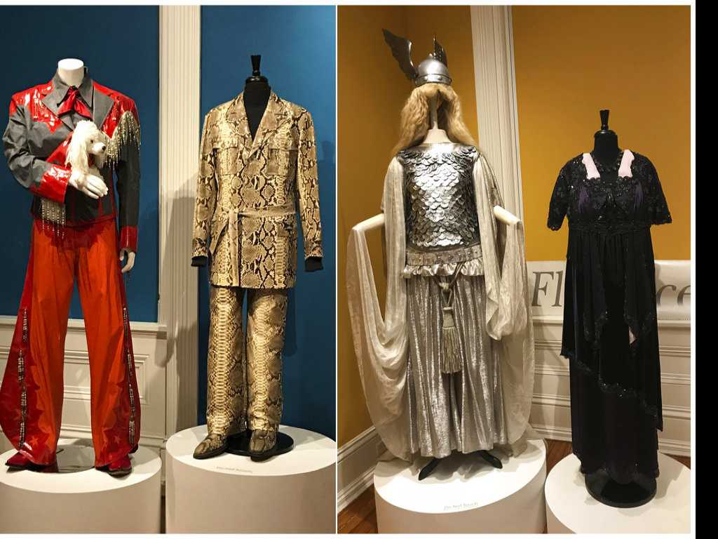Paramount Costume Exhibit Satisfies 'New Nostalgia'