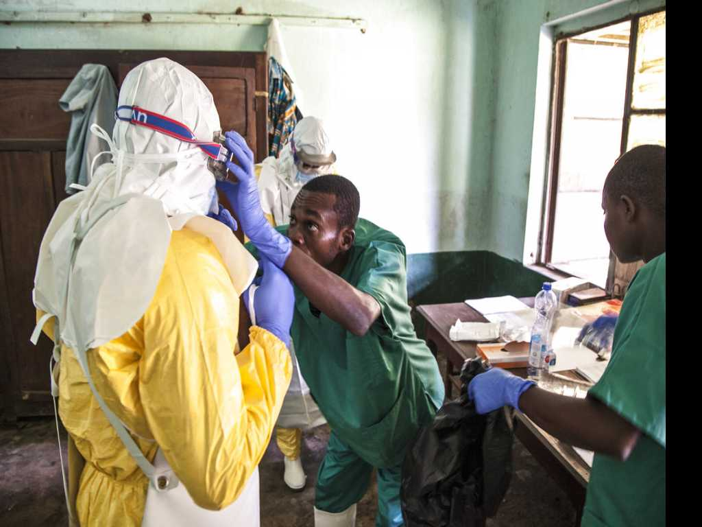 Congo Begins Vaccinating Against Ebola