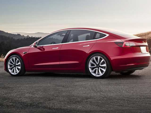 Consumer Reports Raises Concerns Over Tesla Model 3 Braking