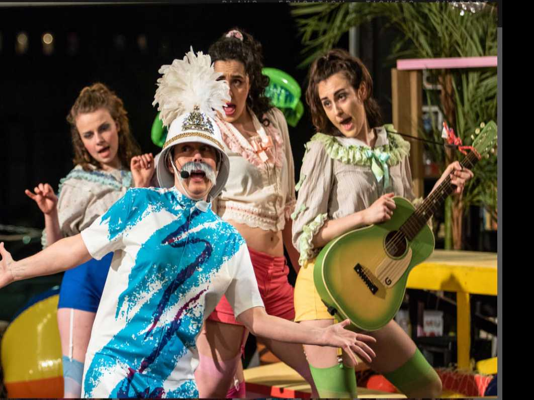Review :: Pirates Of Penzance; Or The Slave Of Duty