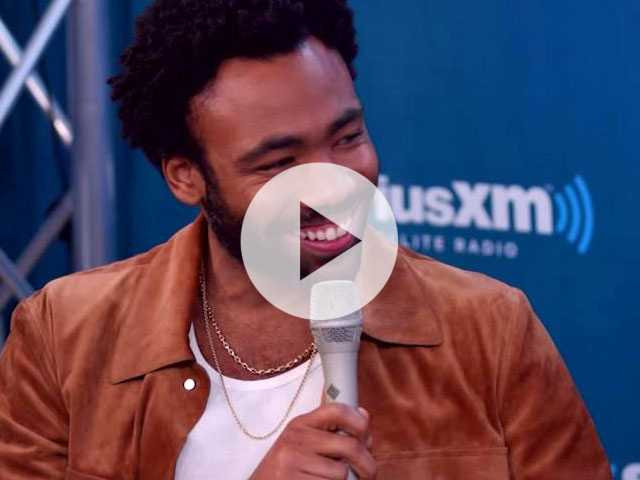 Watch: Donald Glover Responds to Star Wars' Character Being Pansexual