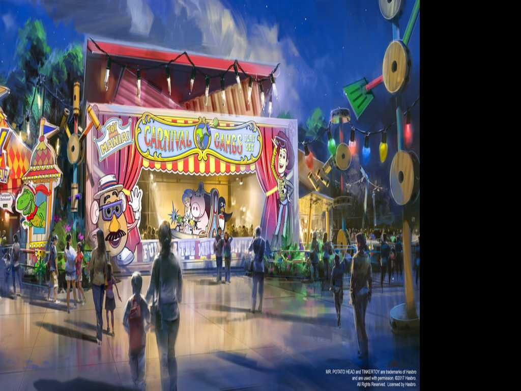 Orlando Leads New Golden Age of Theme Park Rides