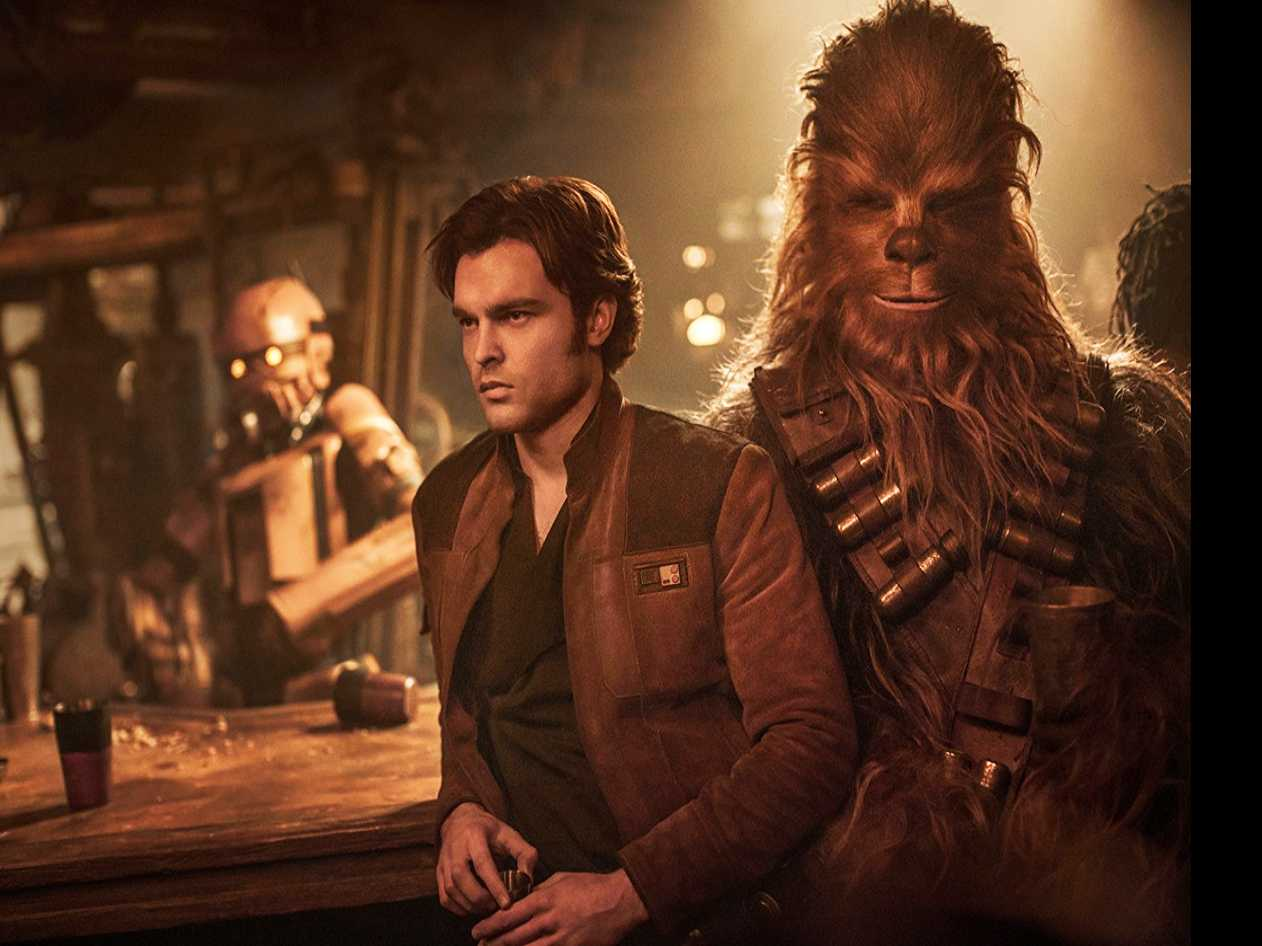 In Taking on 'Solo,' Ehrenreich Faced An Unenviable Task