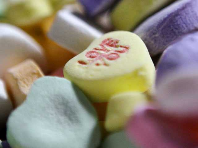 Be Mine: Maker of Candy Hearts, Necco Wafers Sold at Auction