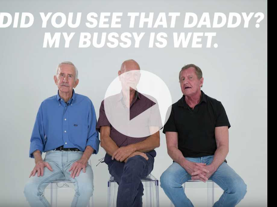 Watch: Older Gay Men Do Their Best to Understand Queer Slang