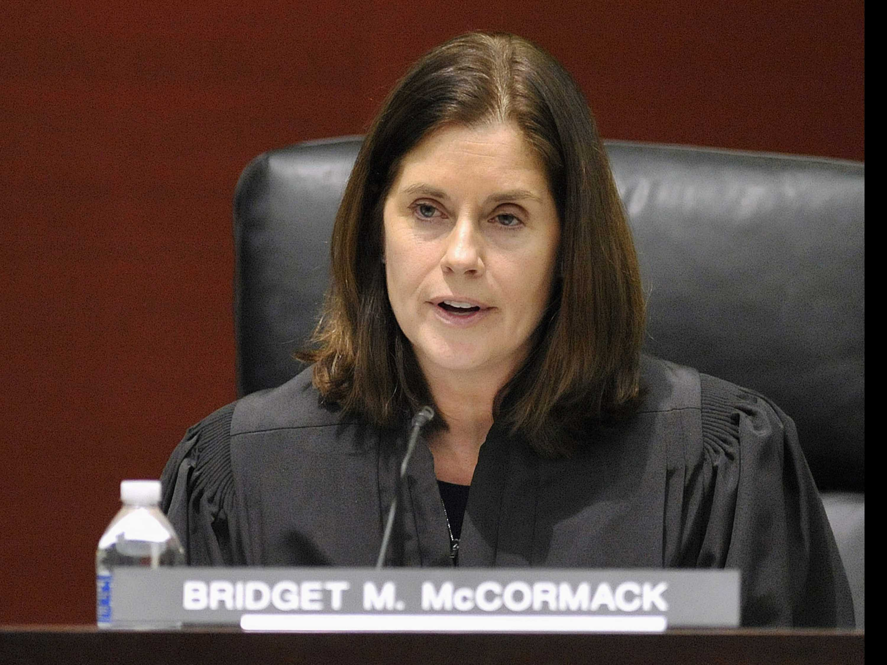 Michigan Supreme Court Justice: Judges Must Cool Rhetoric