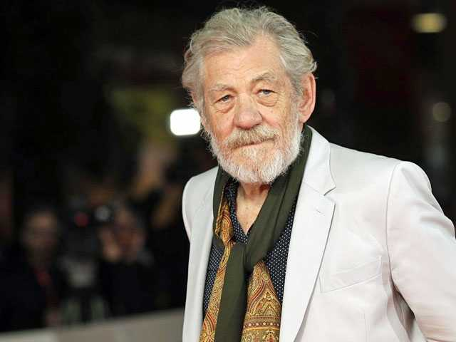 At 79, Ian McKellen Says He has No Plans to Give Up Acting