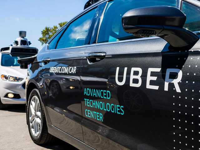 Feds: Uber Self-Driving SUV Saw Pedestrian, Did Not Brake