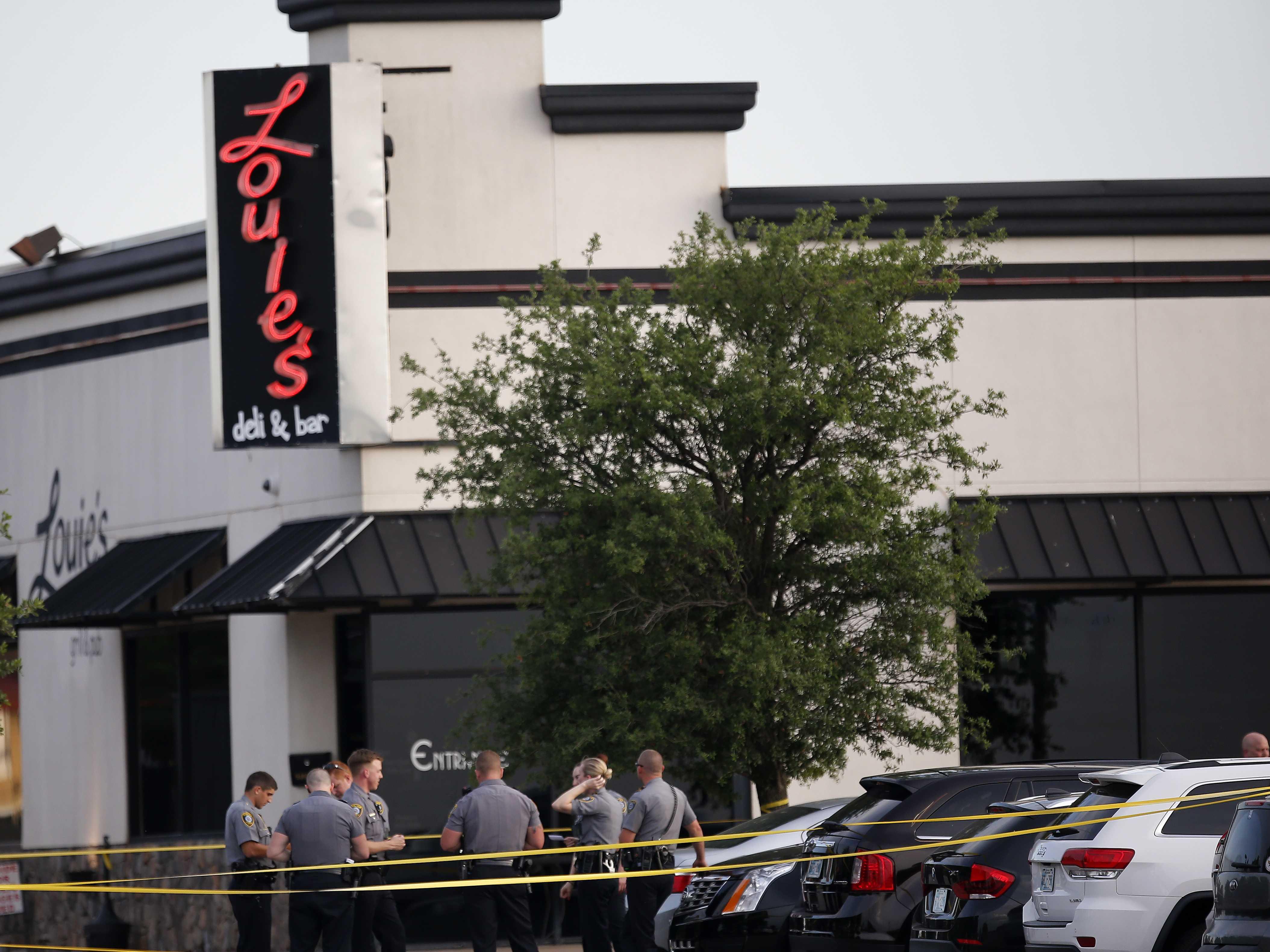 Police: Suspected Gunman Spoke Online About Demon possession