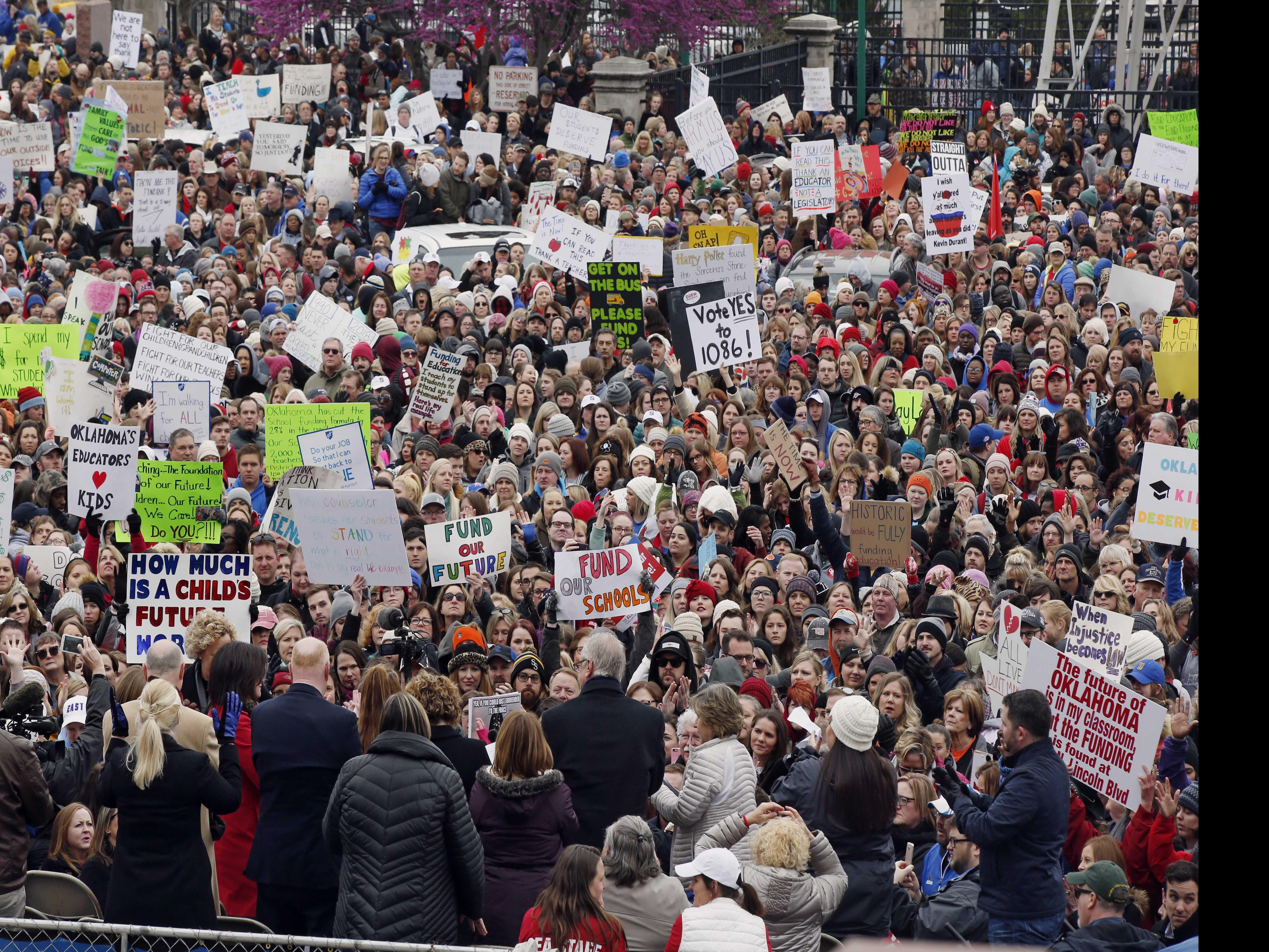 Resistance Makes Subtle Impact Even Where Trump is Popular
