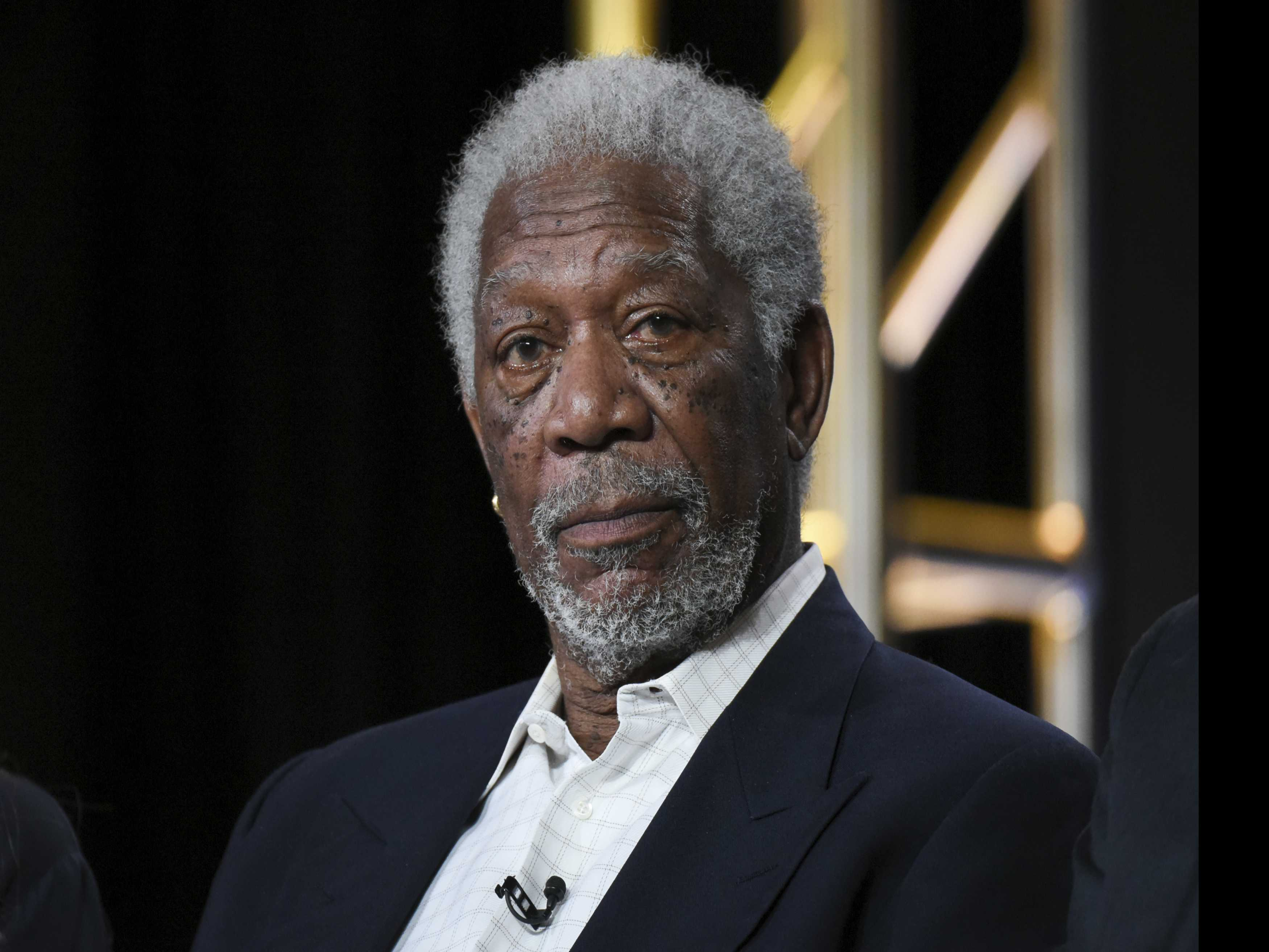 Morgan Freeman Says He Did Not Assault Women