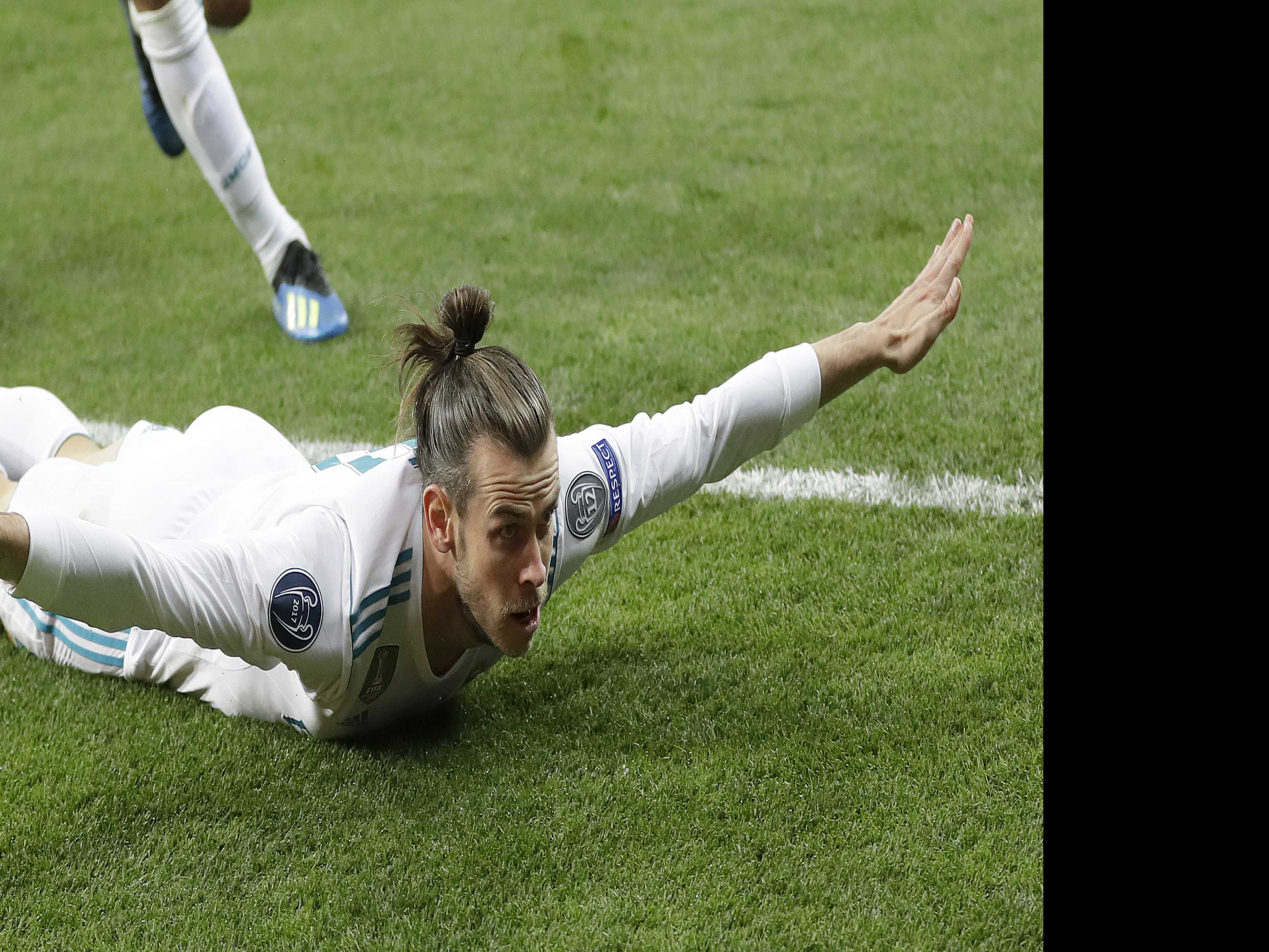 Wonder-Goal, Gaffes, Injuries as Madrid Seals CL Three-Peat AP-SOC-Champions-League-Final