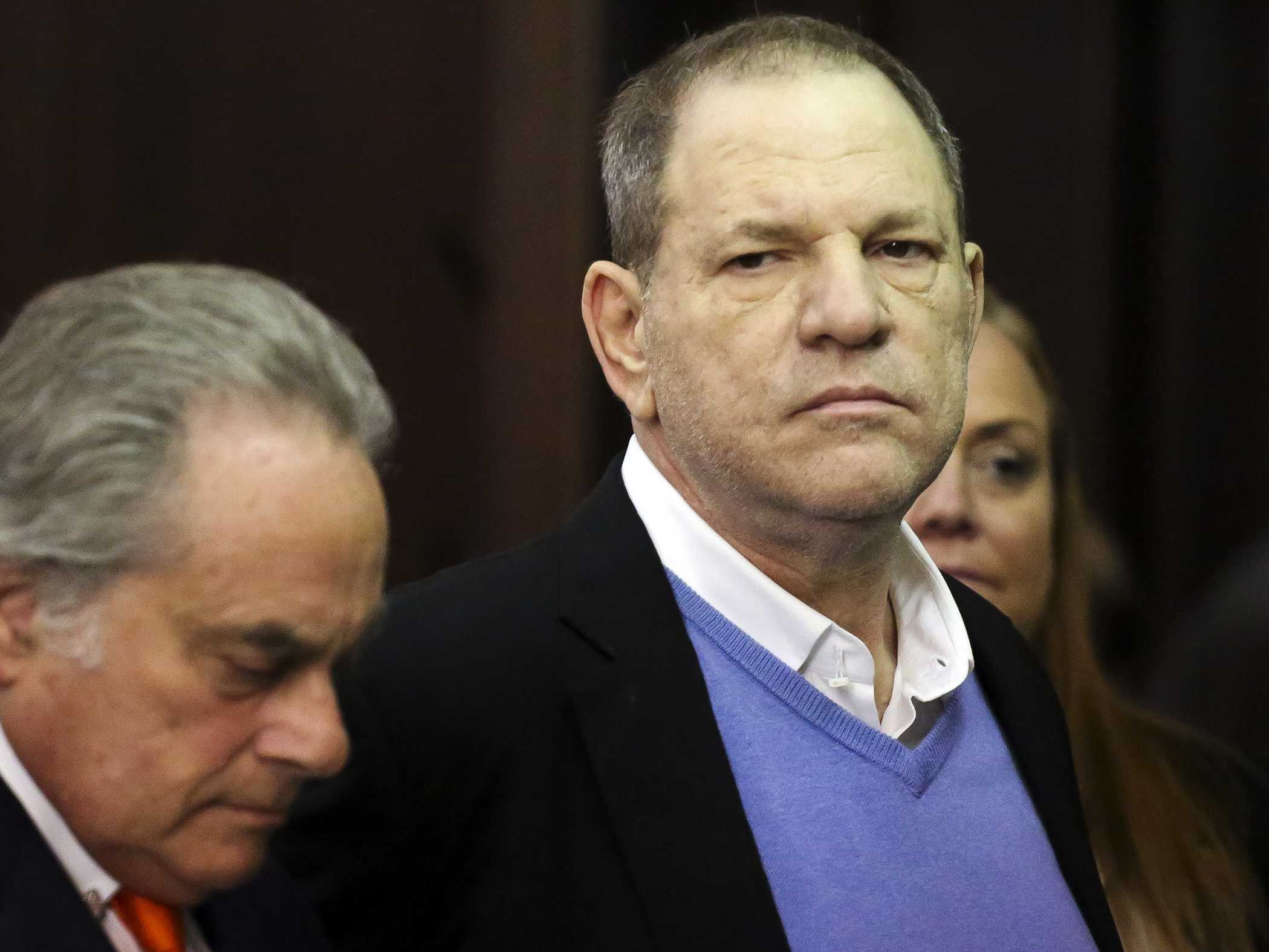 Legal Hurdles May Make Weinstein's Prosecution An Exception