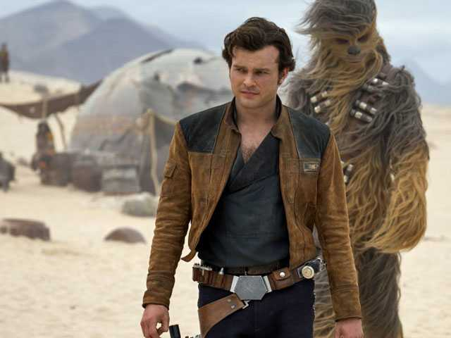 'Solo' Sputters in Takeoff at Box Office with $83.3M