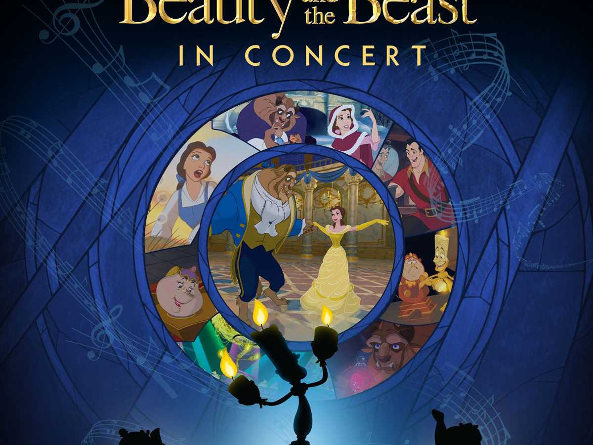 Review :: Beauty and the Beast Live in Concert @ the Hollywood Bowl