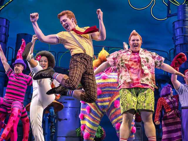 Broadway's Box Office Booms, with Grosses and Attendance Up