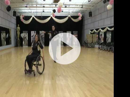 Studio Blazes Trail for Paralympic Dance in U.S.