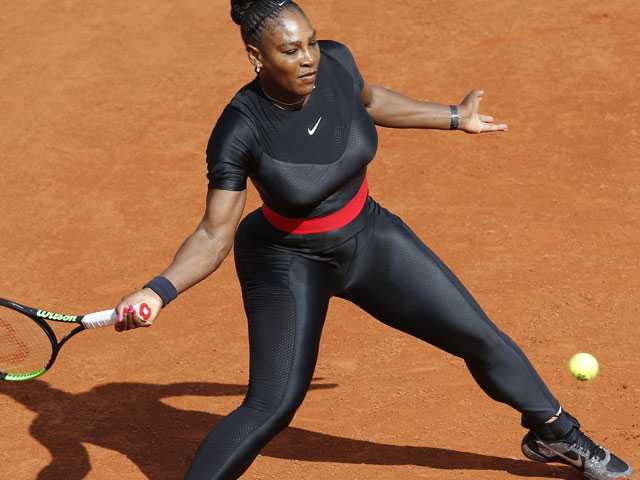 Serena's 'Wakanda-inspired' Bodysuit About More Than Fashion