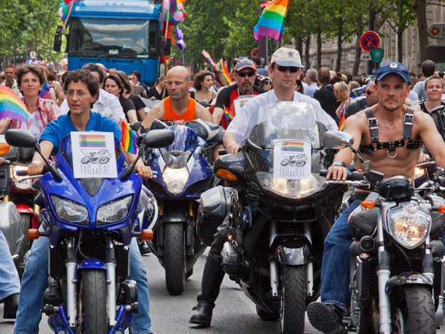 misterb&b Names Paris 2018 Most Gay-Welcoming City