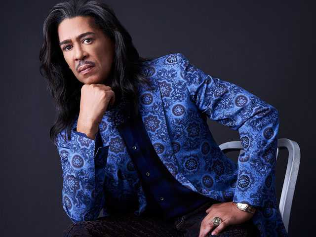 'Emperor of Hair' Elgin Charles Embraces His Sexuality with New Memoir