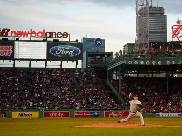 Want to Throw Out the First Pitch at Pride Night @ Fenway?