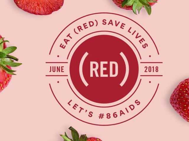 Eat (RED) Saves Lives: The Ultimate Food Fight Against AIDS
