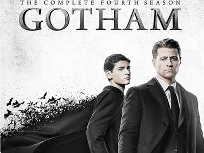 Review :: Gotham - The Complete Fourth Season