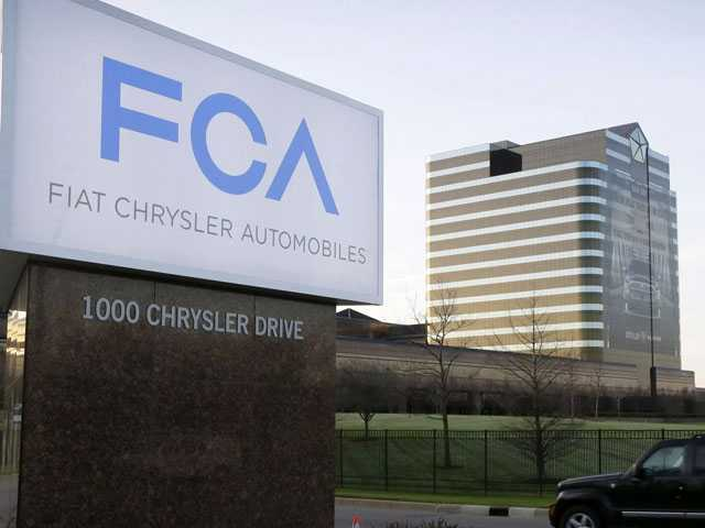 Fiat Chrysler Unveils Plans to Make More Electrified Cars