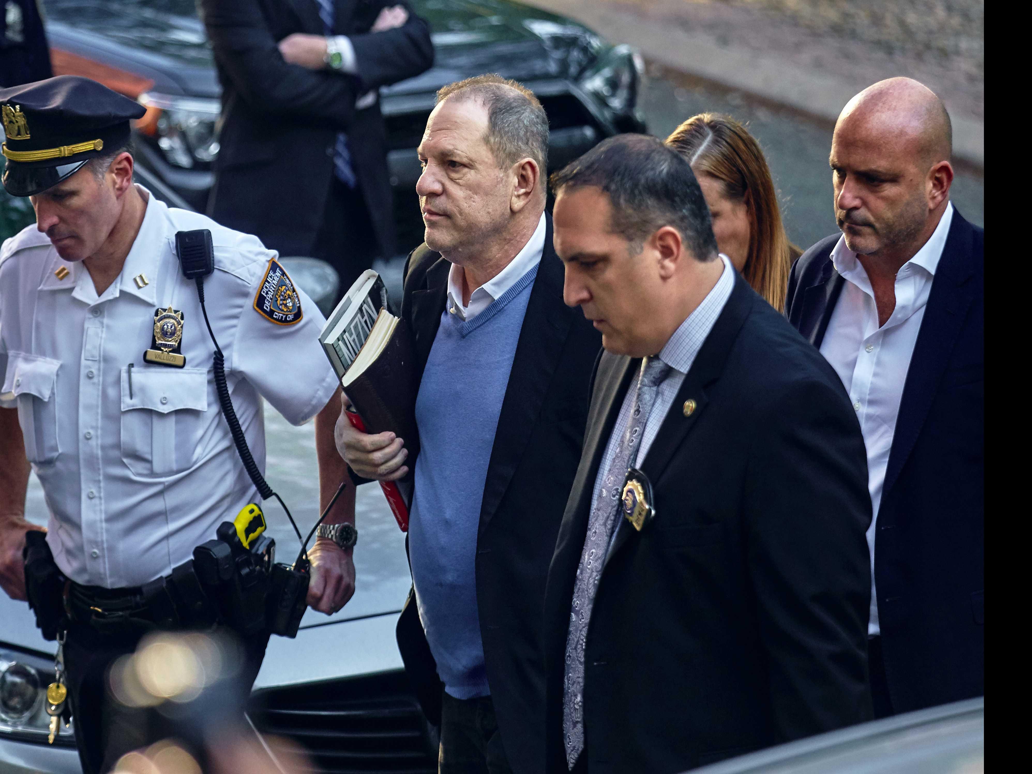 Harvey Weinstein Due Back in Court in Sex Crimes Case