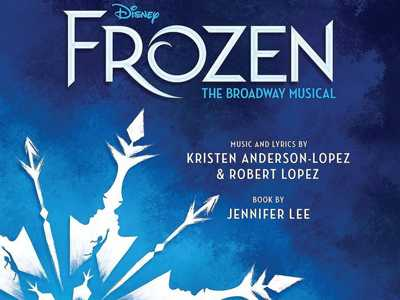 Review :: Frozen - Original Broadway Cast Recording