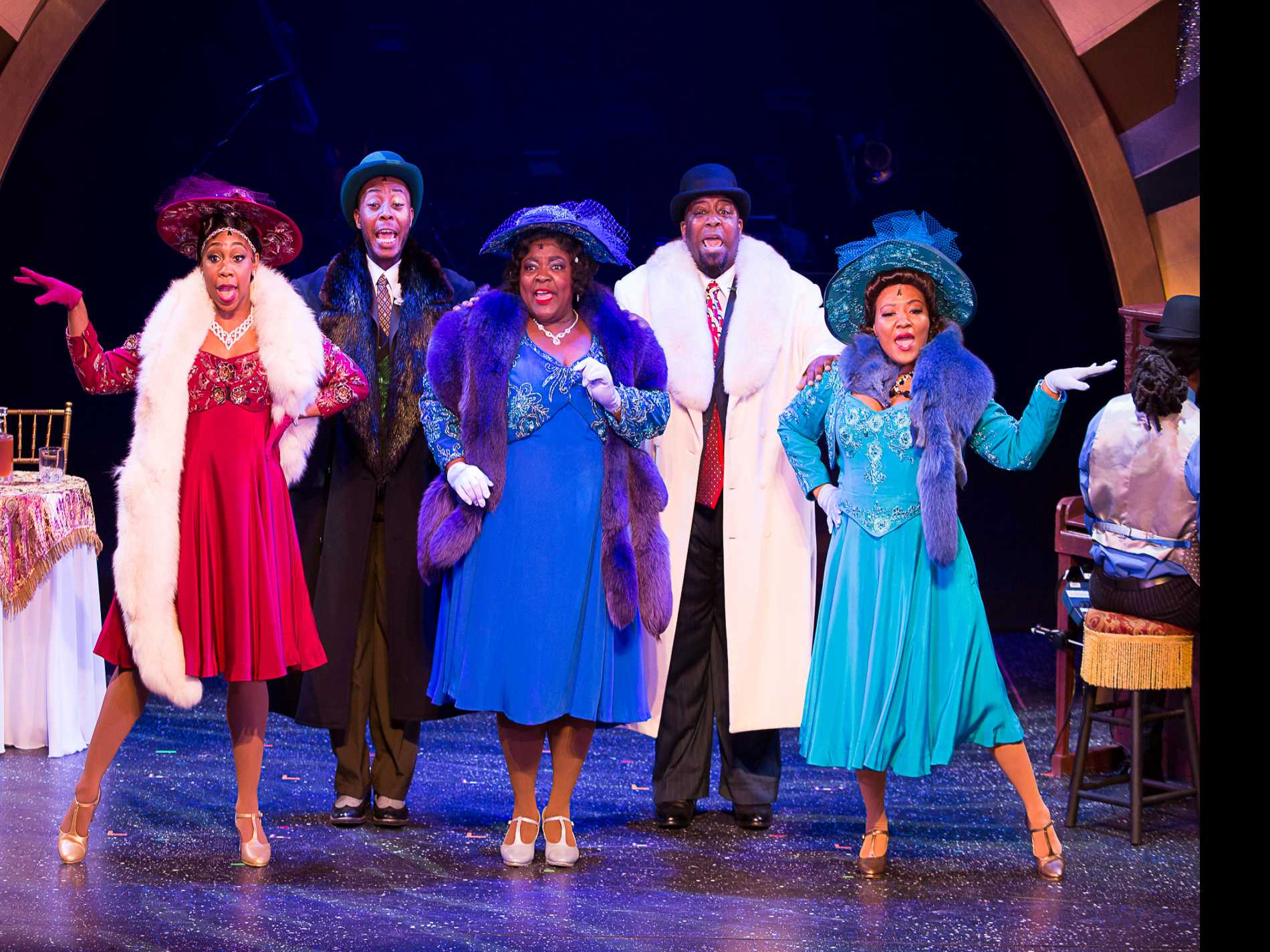 Review :: Ain't Misbehavin'