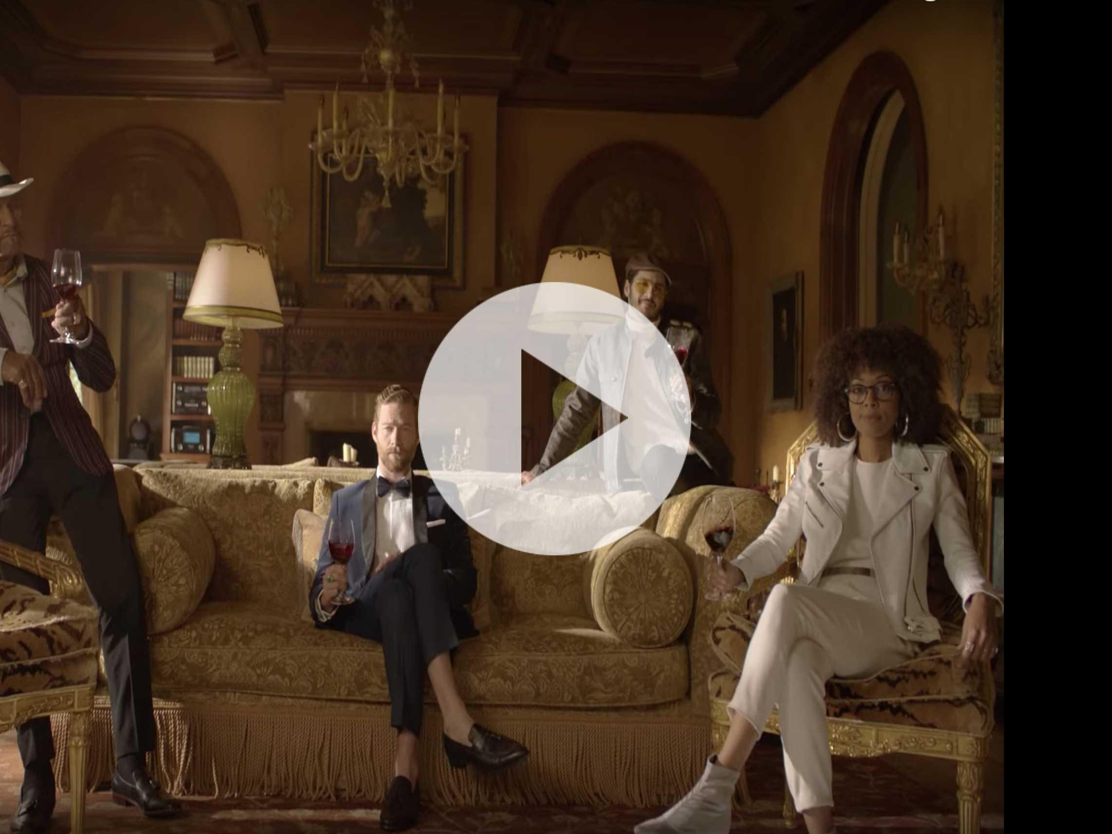 Watch: Vin Vault Reimagines Box Wine with Movie Trailer