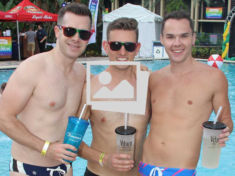 GayDays 2018 Thursday Pool Parties