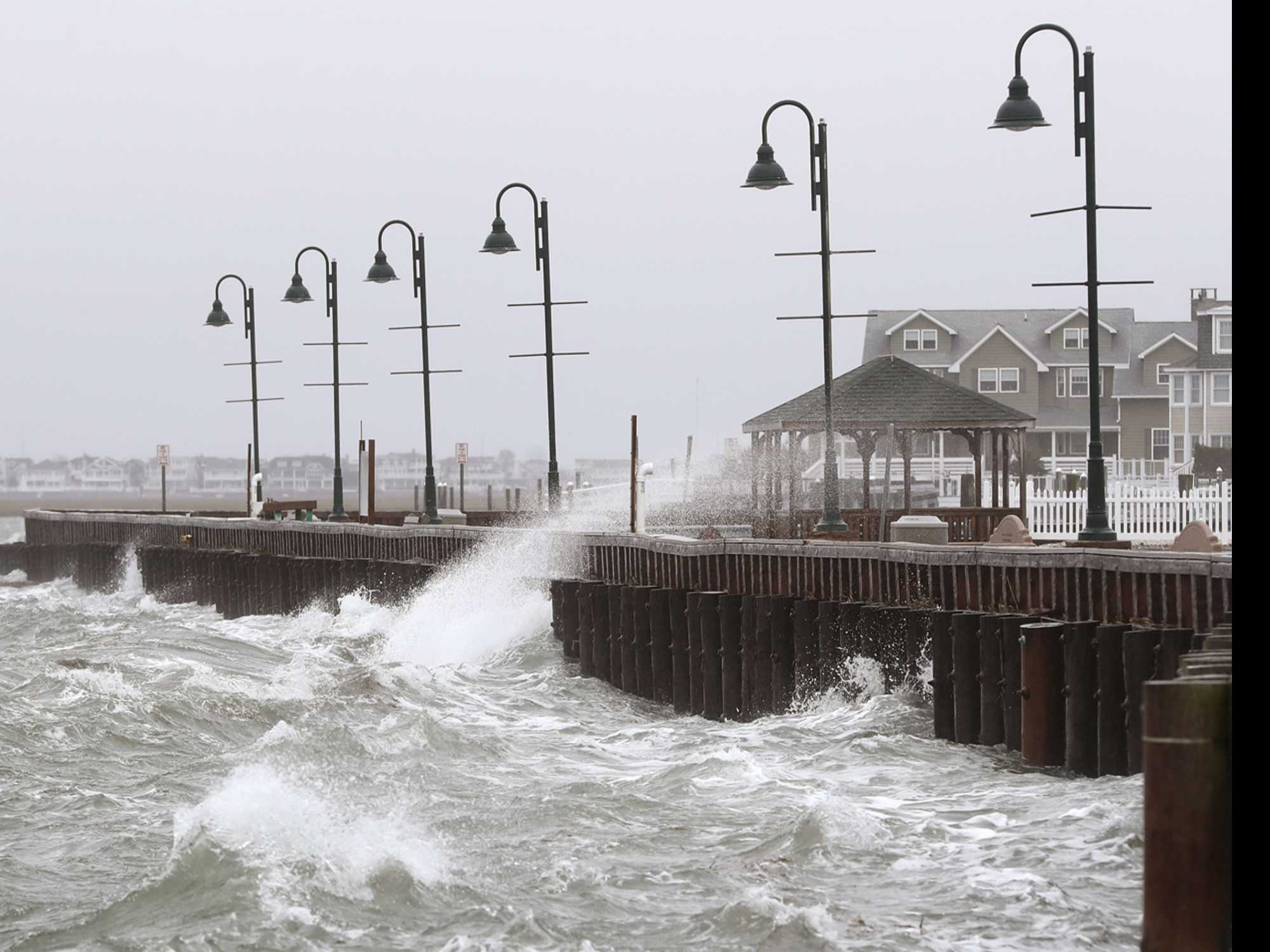 Report: U.S. High-Tide Flooding Twice What It Was 30 Years Ago