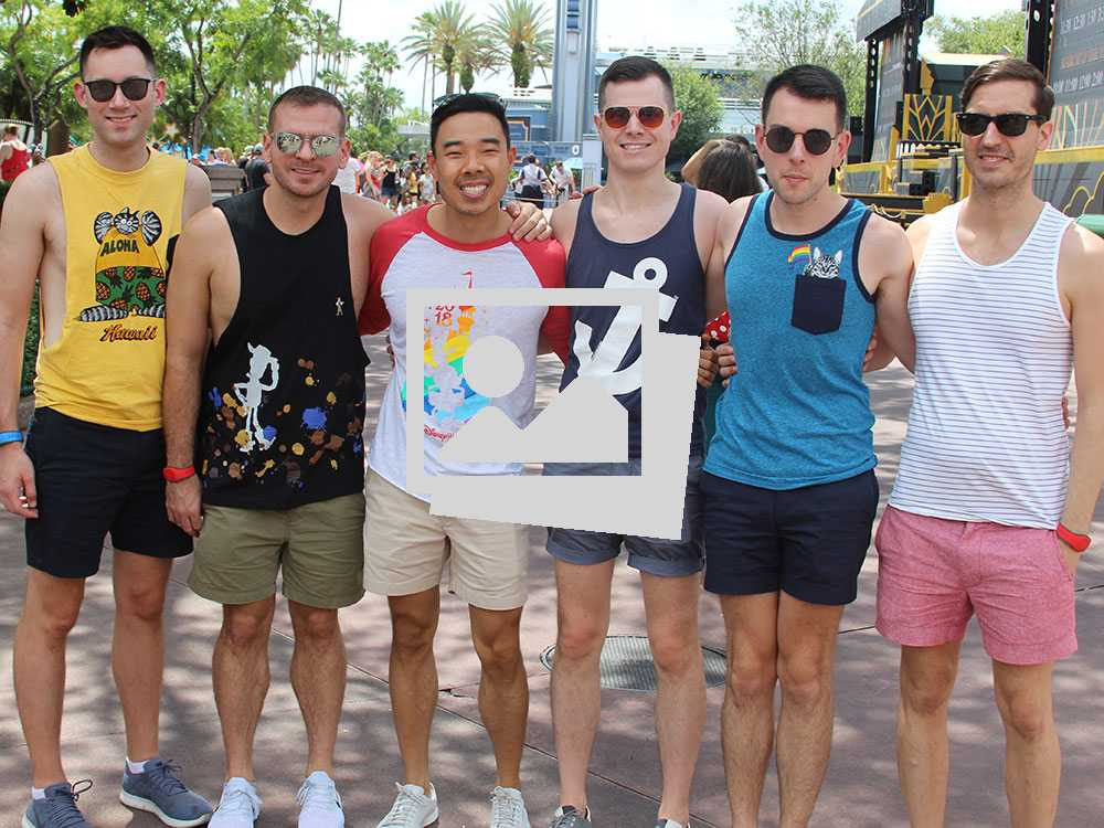Gay Days 2018 @ Disney's Hollywood Studios