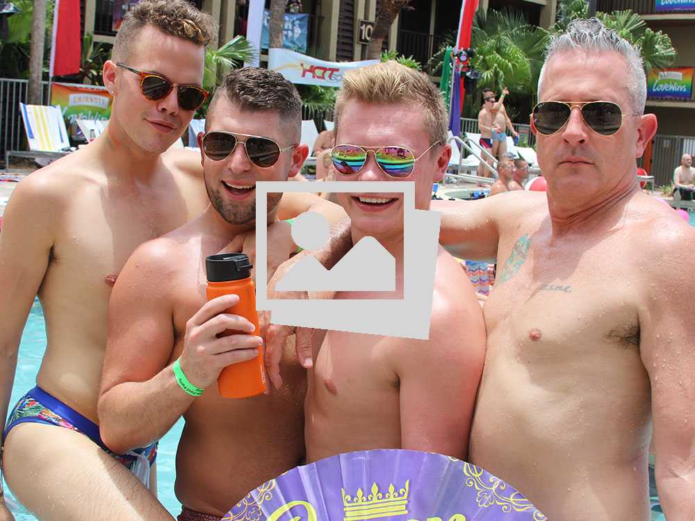 GayDays 2018 Friday Pool Parties