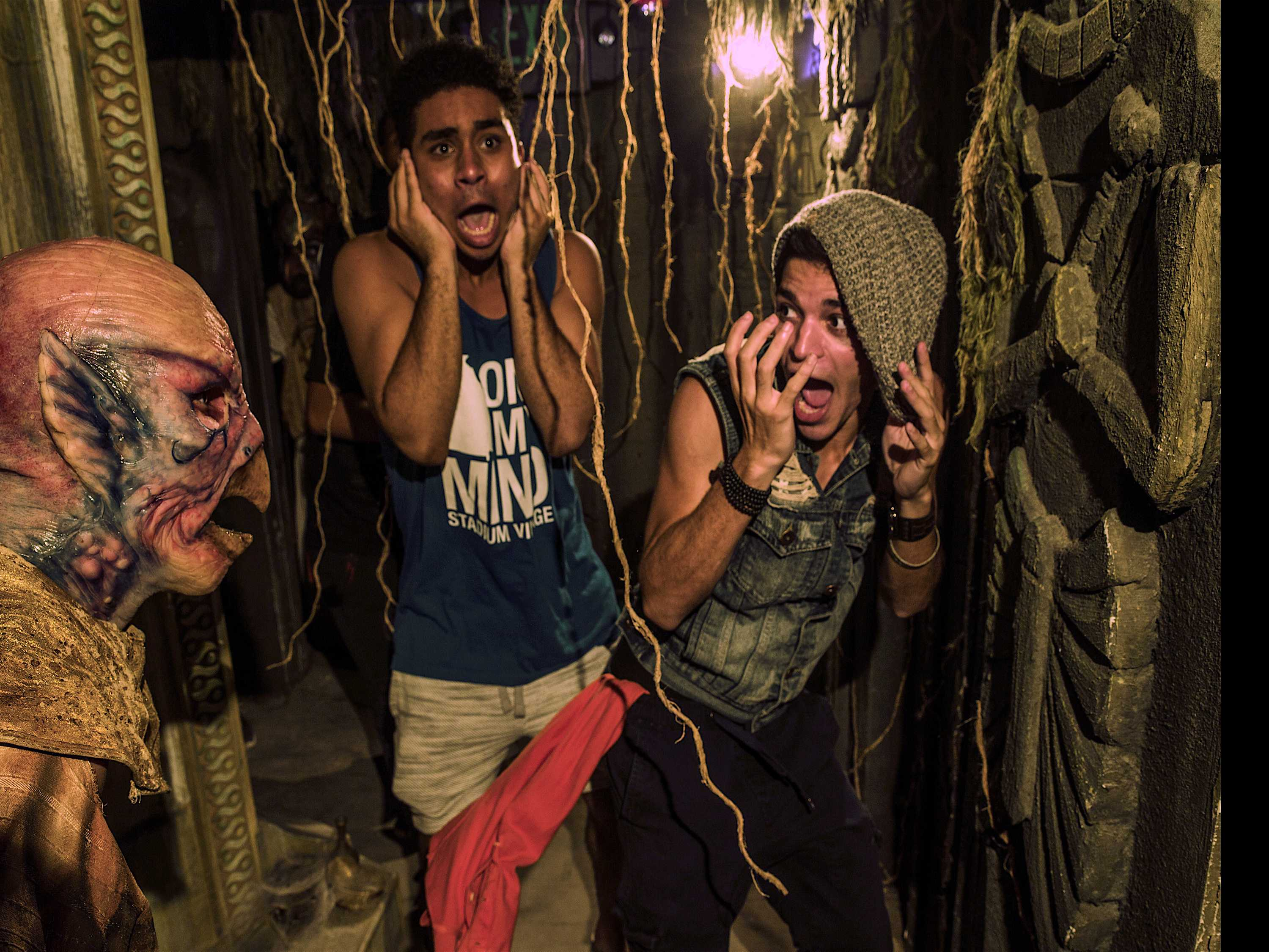Universal Orlando Adds 10th Haunted House to Halloween Horror Nights