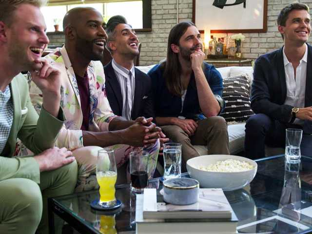 First Look: 'Queer Eye' Season 2