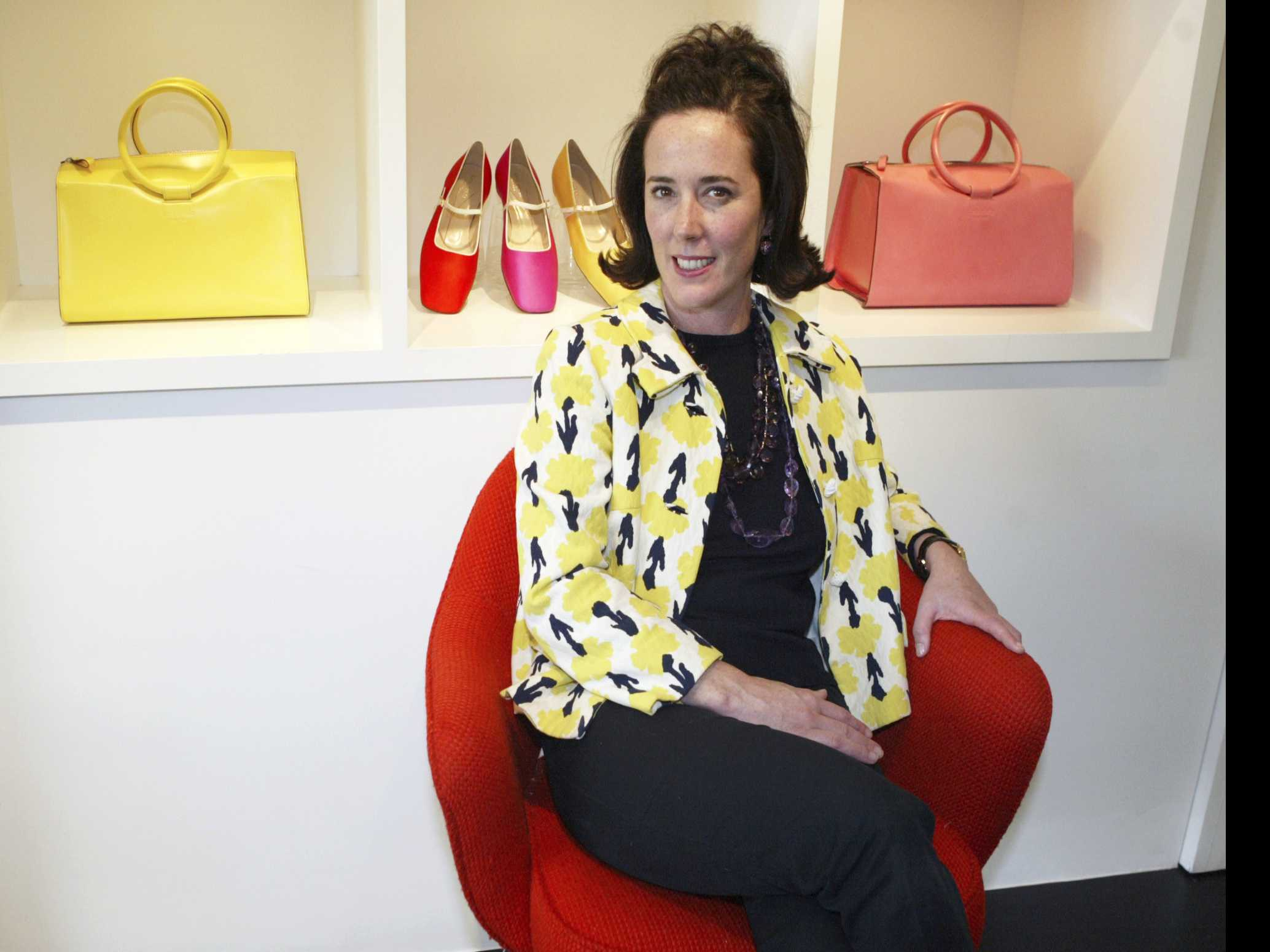 Kate Spade's Death Ruled a Suicide by Hanging