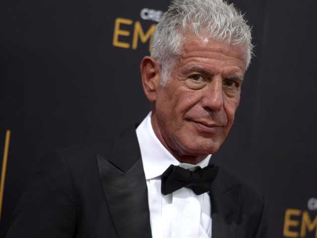 Chefs Shocked, Saddened by Anthony Bourdain's Death